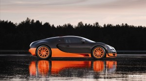 Bugatti Veyron 16.4 Super Sports Car (2011) -