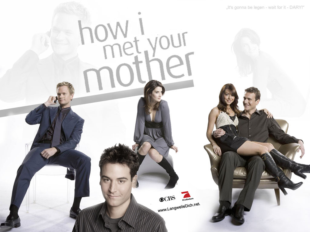 Imágenes de How I Met Your Mother para Whatsapp2 Imágenes de How I Met Your Mother para Whatsapp