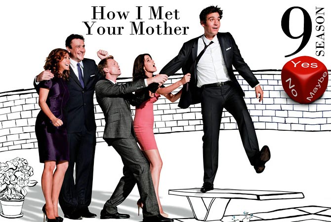 Imágenes de How I Met Your Mother para Whatsapp5 Imágenes de How I Met Your Mother para Whatsapp