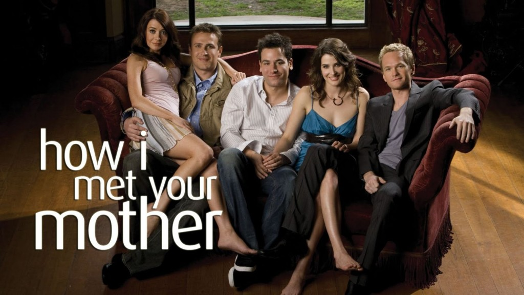 Imágenes de How I Met Your Mother para Whatsapp