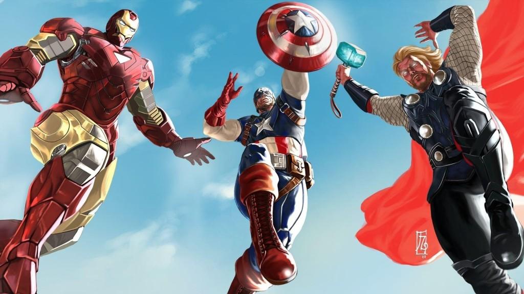 imagenes de ironman en hd9 1024x576 Imágenes de Iron Man para Whatsapp