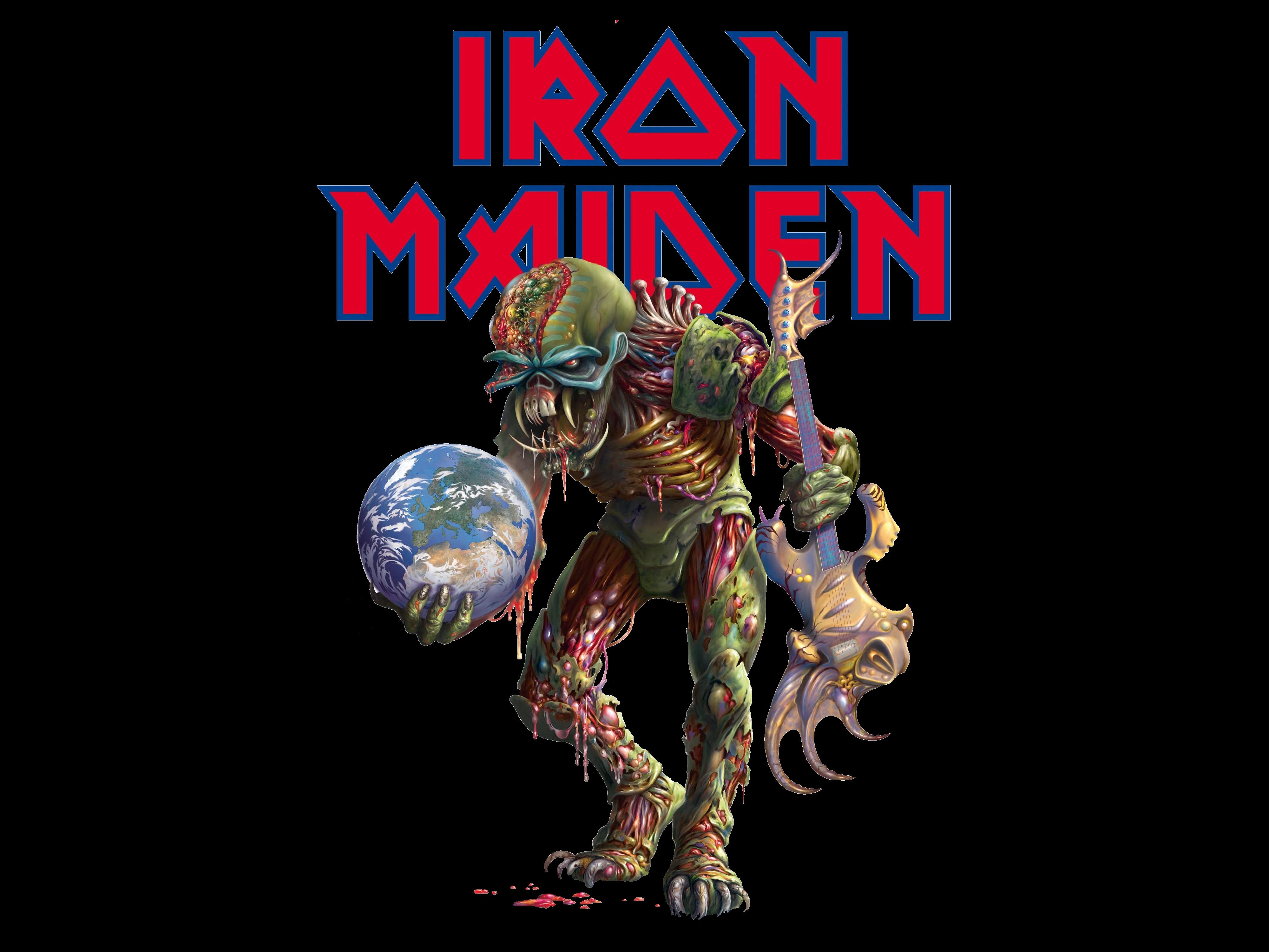 Imágenes De Iron Maiden Para Whatsapp En Hd Fondos