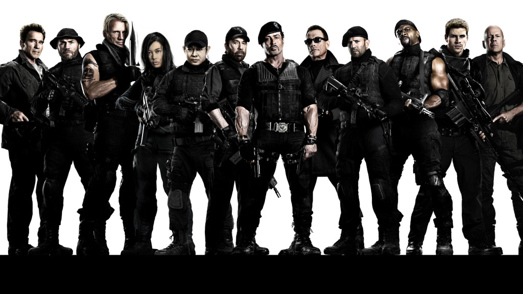 imagenes de The Expendables 3 en HD1 1024x576 Imágenes de The Expendables 3 para Whatsapp en HD