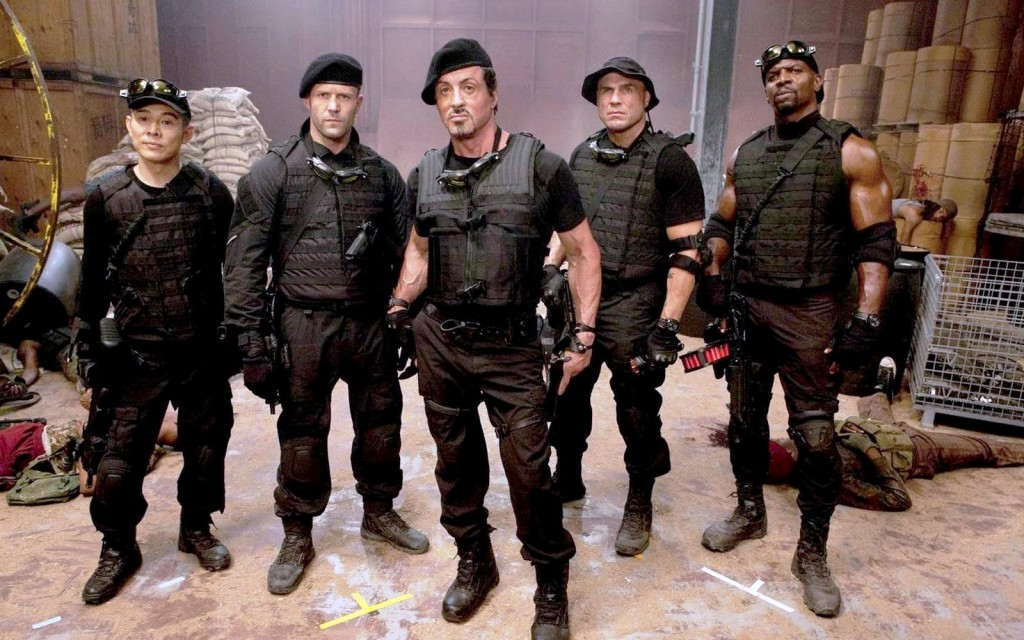 imagenes de The Expendables 3 en HD4 1024x640 Imágenes de The Expendables 3 para Whatsapp en HD