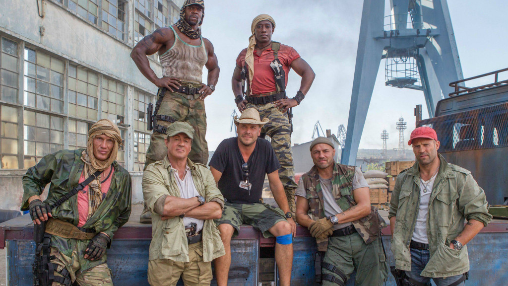 imagenes de The Expendables 3 en HD6 1024x576 Imágenes de The Expendables 3 para Whatsapp en HD