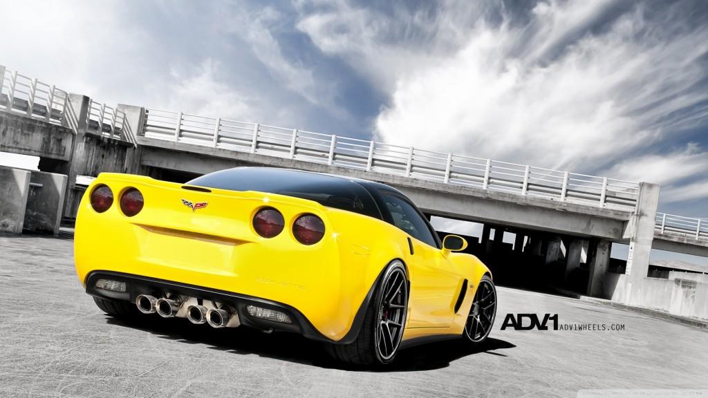 fondos de Chevrolet Corvette en hd2 1024x576 Imágenes de Chevrolet Corvette para Whatsapp
