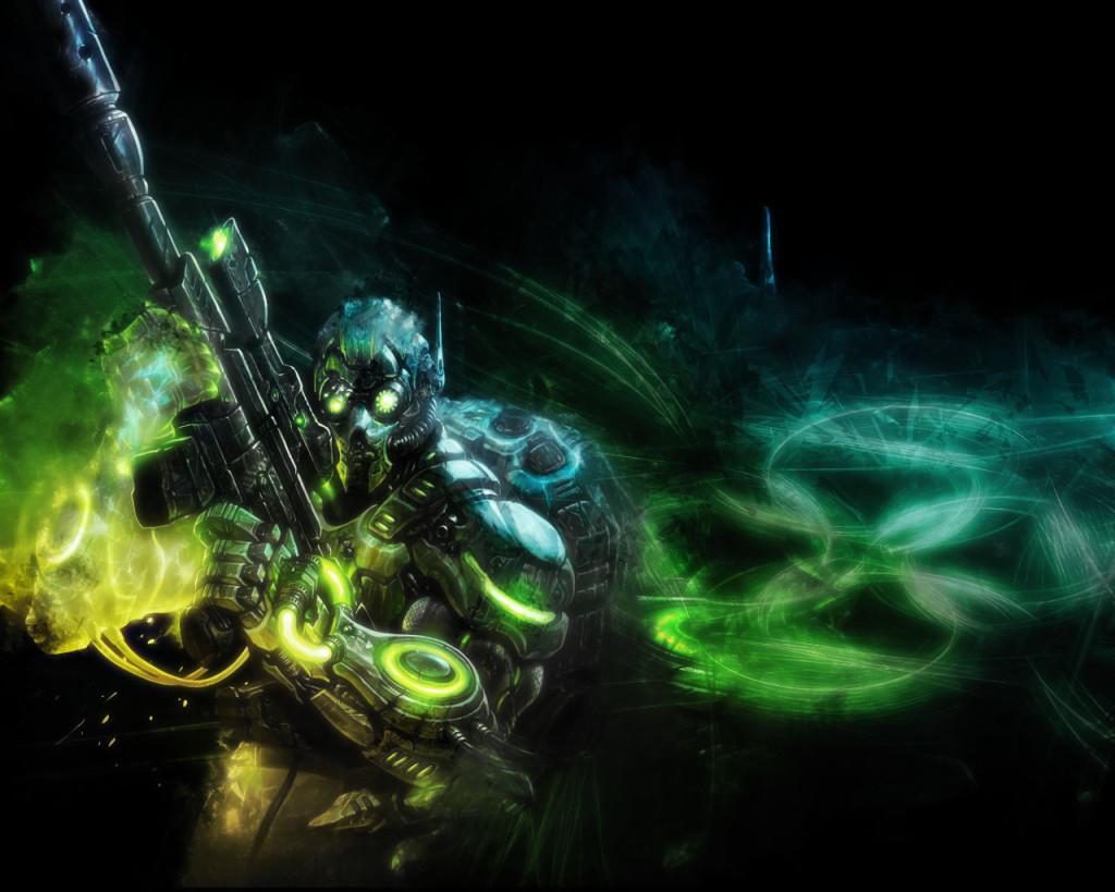 Ghost SC by Karkan 1024x819 Imágenes de Starcraft: Ghost para WhatsApp