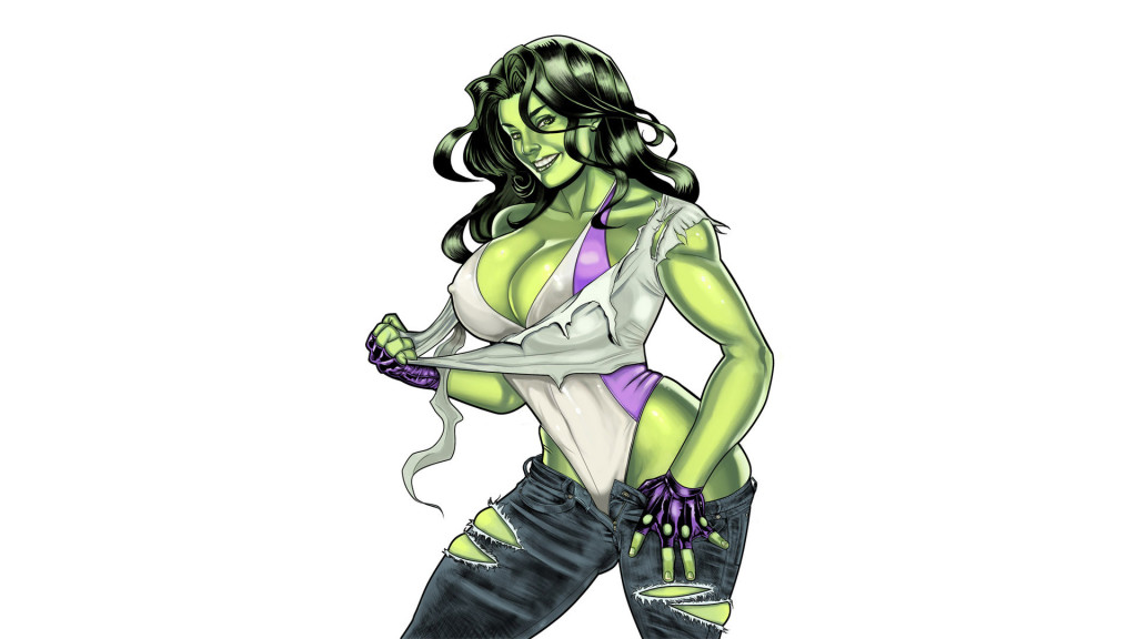 imagenes de She hulk en hd5 1024x576 Imágenes de She hulk en hd para WhatsApp