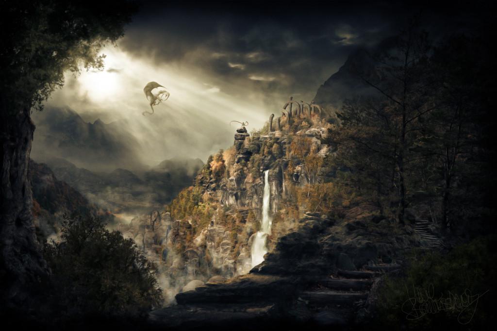 205222 1024x682 Imágenes de The Elder Scrolls V: Skyrim para WhatsApp