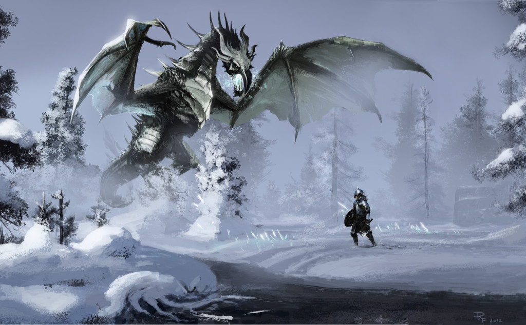 208710 1024x634 Imágenes de The Elder Scrolls V: Skyrim para WhatsApp