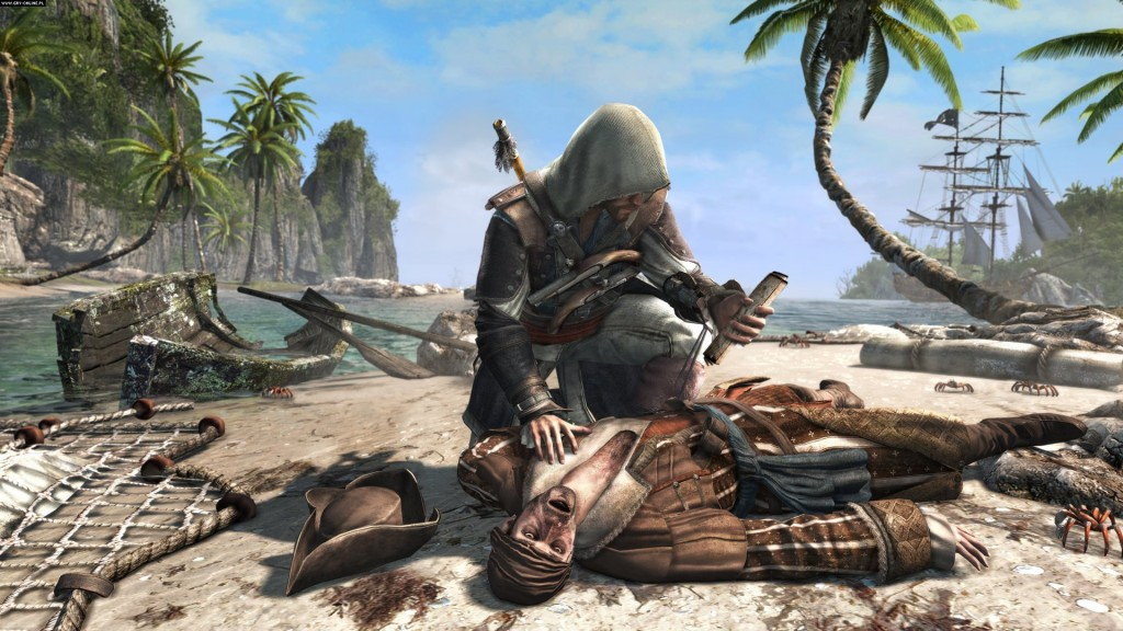448084 1024x576 Imágenes de Assassins Creed IV: Black Flag para WhatsApp