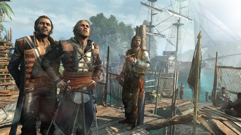 448098 1024x576 Imágenes de Assassins Creed IV: Black Flag para WhatsApp