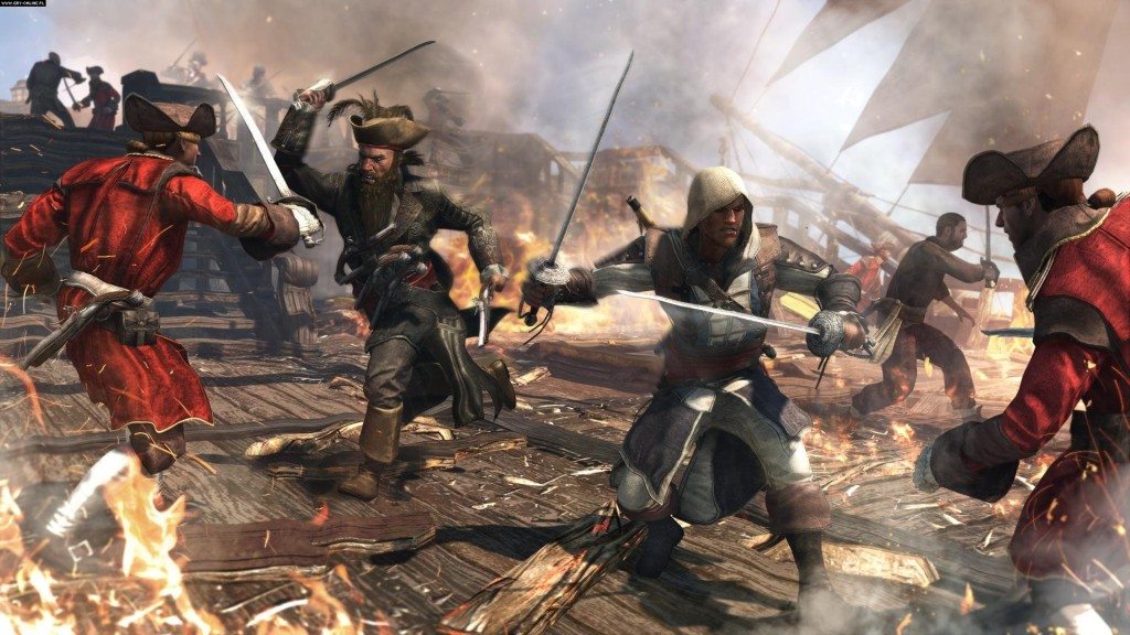 448101 1024x576 Imágenes de Assassins Creed IV: Black Flag para WhatsApp