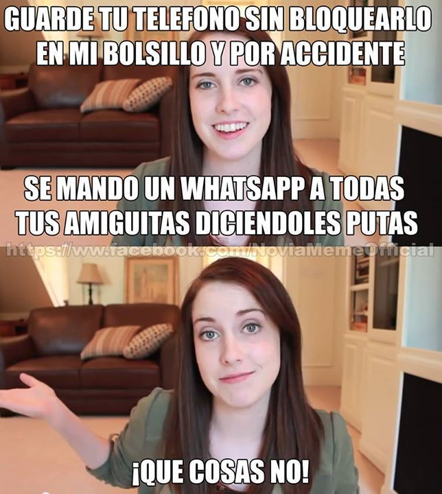 Ex novia chicas putas con whatsapp