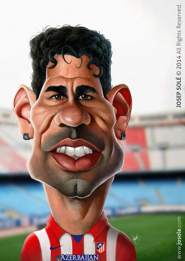 caricaturasdefamosos103 100 Caricaturas de Famosos graciosas para Whatsapp