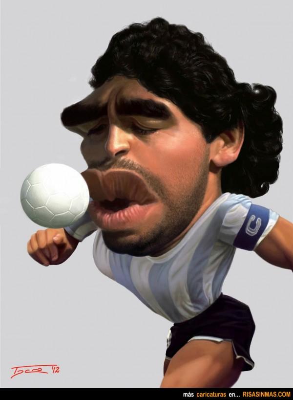 caricaturasdefamosos110 100 Caricaturas de Famosos graciosas para Whatsapp