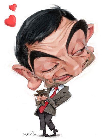 caricaturasdefamosos19 100 Caricaturas de Famosos graciosas para Whatsapp