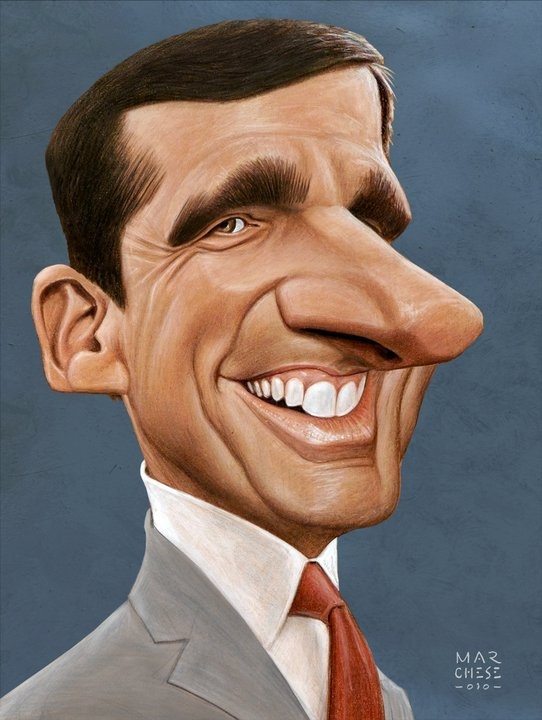 caricaturasdefamosos33 100 Caricaturas de Famosos graciosas para Whatsapp