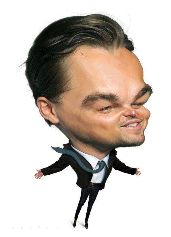 caricaturasdefamosos61 100 Caricaturas de Famosos graciosas para Whatsapp