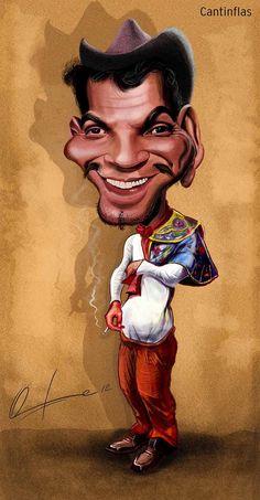 caricaturasdefamosos99 100 Caricaturas de Famosos graciosas para Whatsapp