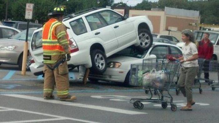 imagenesdeaccidentesgraciosos3 30 Imagenes de accidentes chistosos para Whatsapp