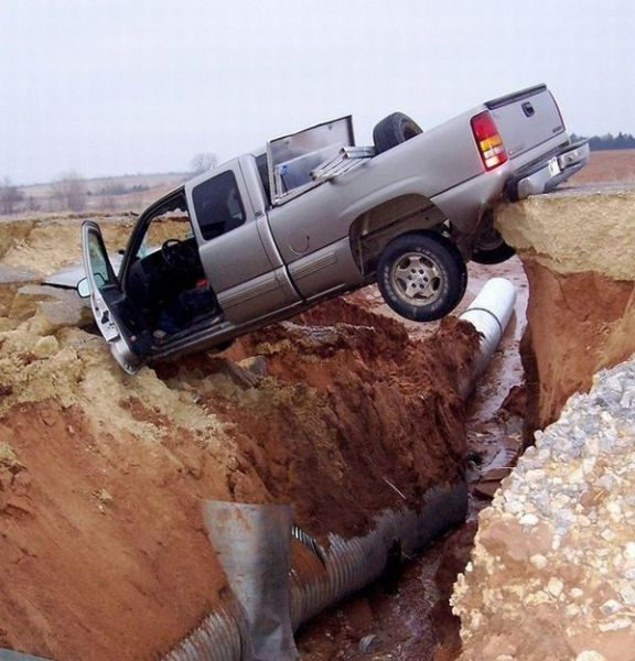 imagenesdeaccidentesgraciosos9 30 Imagenes de accidentes chistosos para Whatsapp