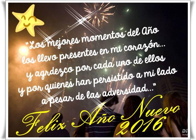 2016felicidades6 Imagenes con Frases de Feliz Año 2016