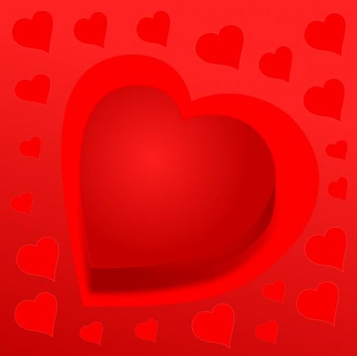 imagenes de corazones1 200 Imágenes de Corazones