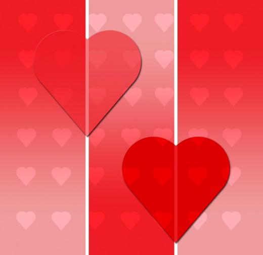 imagenes de corazones101 200 Imágenes de Corazones