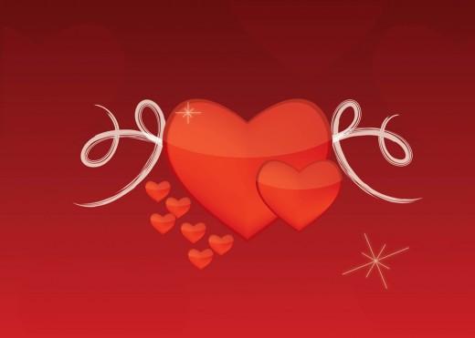 imagenes de corazones102 200 Imágenes de Corazones