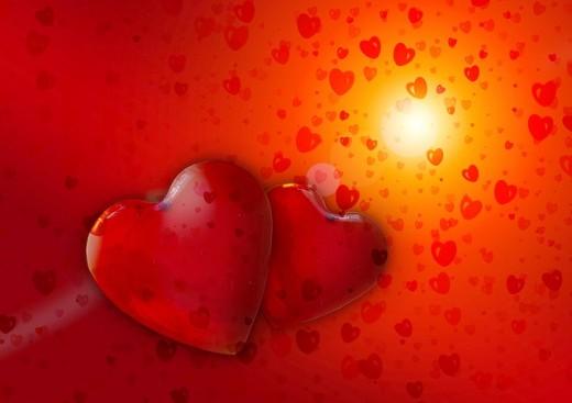imagenes de corazones105 200 Imágenes de Corazones