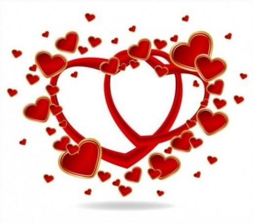 imagenes de corazones107 200 Imágenes de Corazones