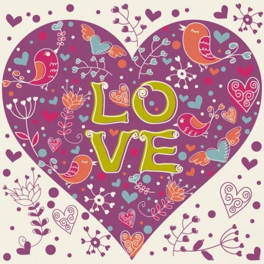 imagenes de corazones111 200 Imágenes de Corazones