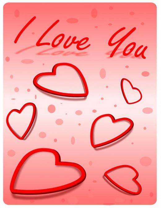 imagenes de corazones114 200 Imágenes de Corazones