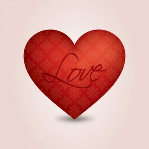 imagenes de corazones119 200 Imágenes de Corazones