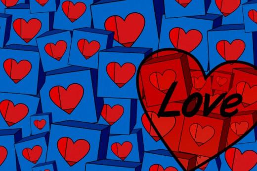 imagenes de corazones129 200 Imágenes de Corazones