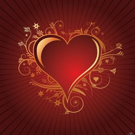 imagenes de corazones13 200 Imágenes de Corazones