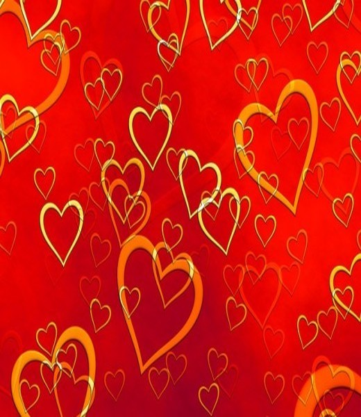 imagenes de corazones132 200 Imágenes de Corazones