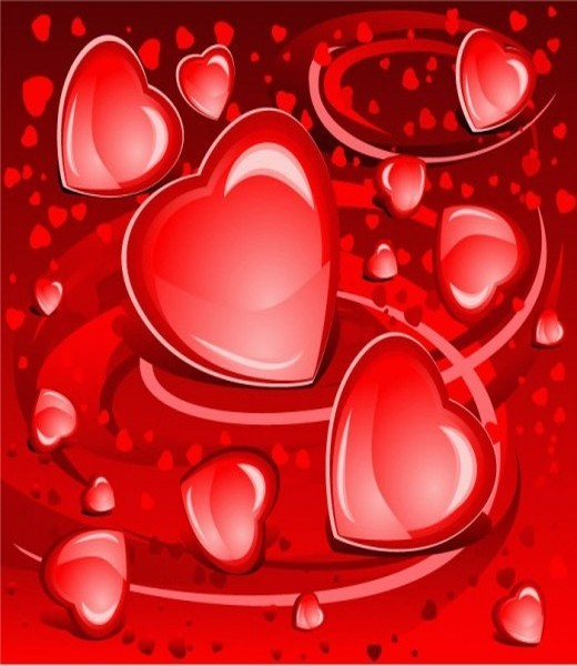 imagenes de corazones133 200 Imágenes de Corazones