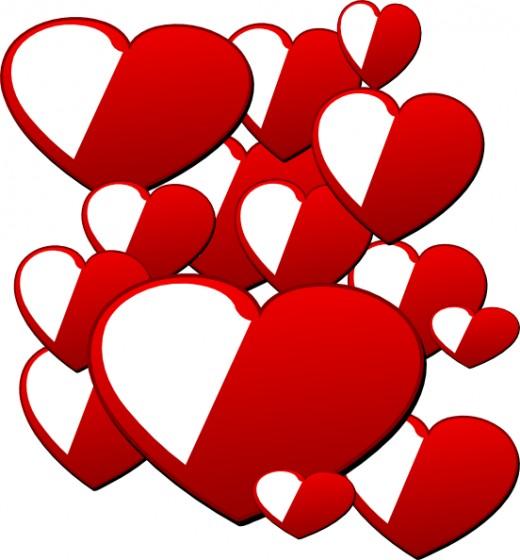imagenes de corazones144 200 Imágenes de Corazones