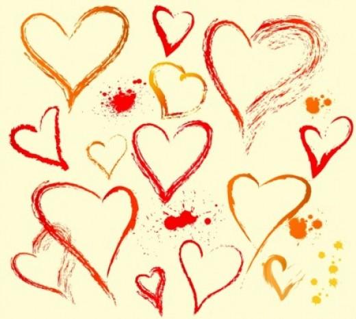 imagenes de corazones147 200 Imágenes de Corazones