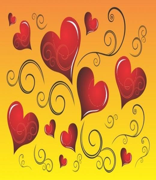imagenes de corazones148 200 Imágenes de Corazones