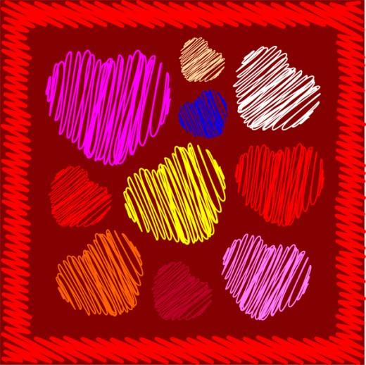 imagenes de corazones149 200 Imágenes de Corazones