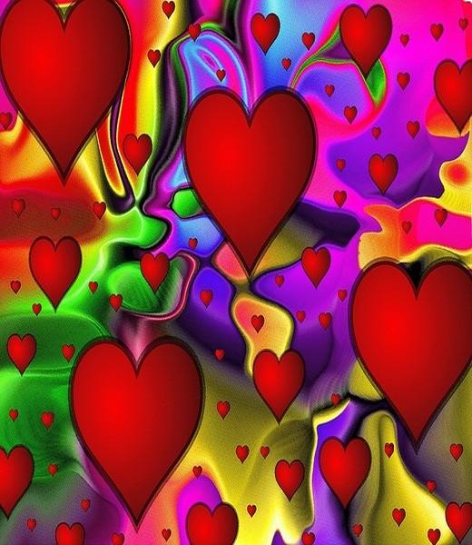 imagenes de corazones150 200 Imágenes de Corazones
