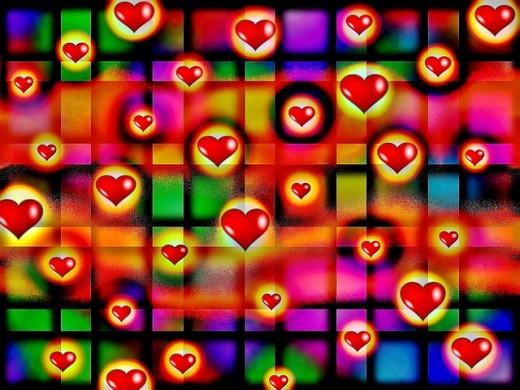 imagenes de corazones157 200 Imágenes de Corazones