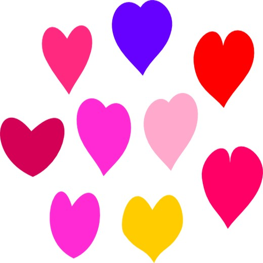 imagenes de corazones161 200 Imágenes de Corazones