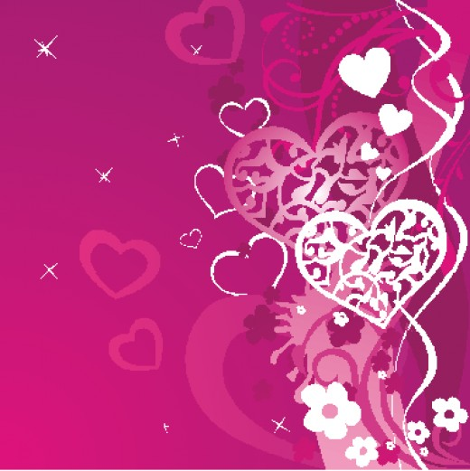 imagenes de corazones162 200 Imágenes de Corazones