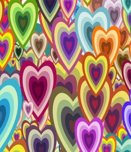 imagenes de corazones167 200 Imágenes de Corazones