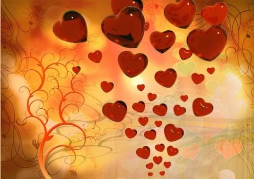 imagenes de corazones168 200 Imágenes de Corazones
