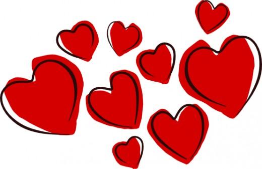 imagenes de corazones171 200 Imágenes de Corazones